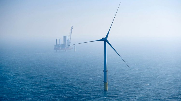 EDS completes scope of work at Vattenfall's offshore wind farm