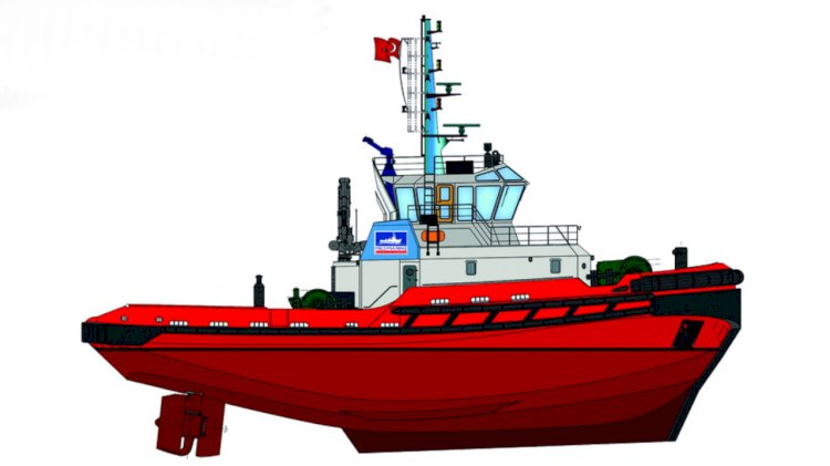 SCHOTTEL to provide propulsion units for Med Marine's tug