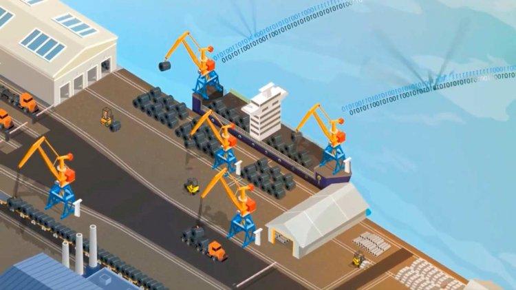NxtPort and Port+ present Bulkchain platform