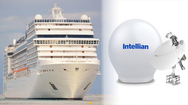 Intellian launches its next generation v240MT Gen-II antenna