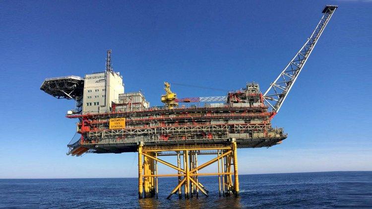 Oil discovery near the Gudrun field