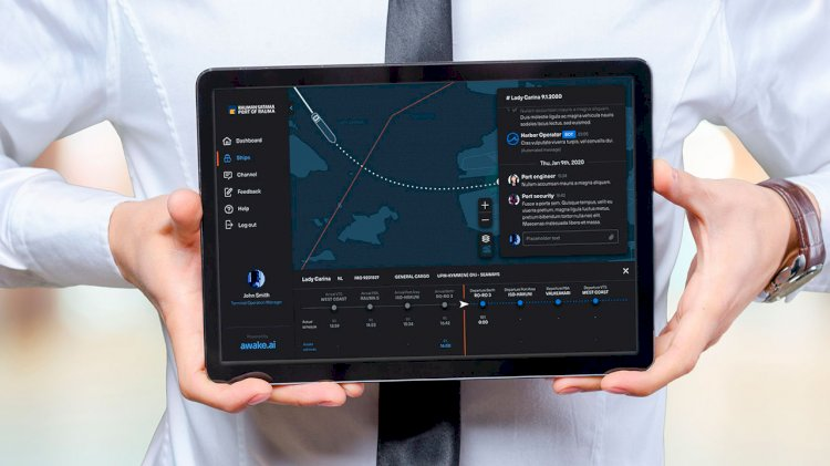 Awake.AI and Silo.AI collaborate in brining intelligence to ports and maritime logistics