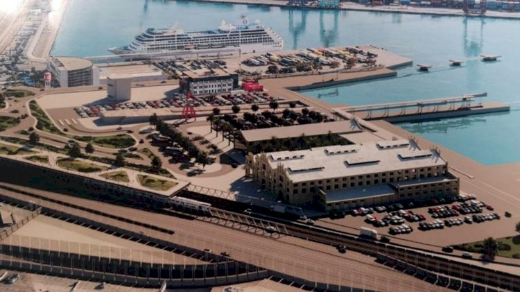 Port of Valencia will build a new passenger terminal