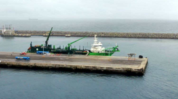 Port of Sines starts bunkering operation with natural gas