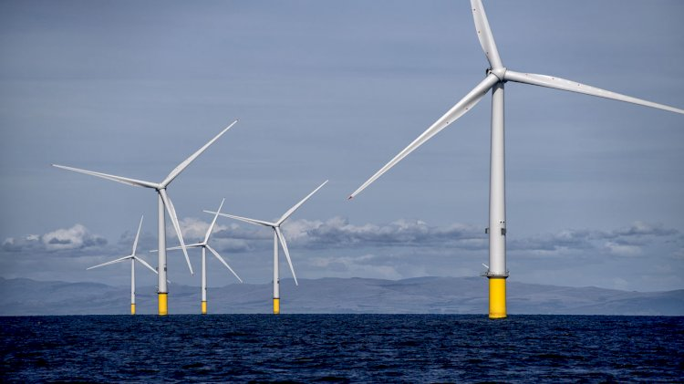 Ørsted chooses SGRE's turbines for its offshore wind power projects