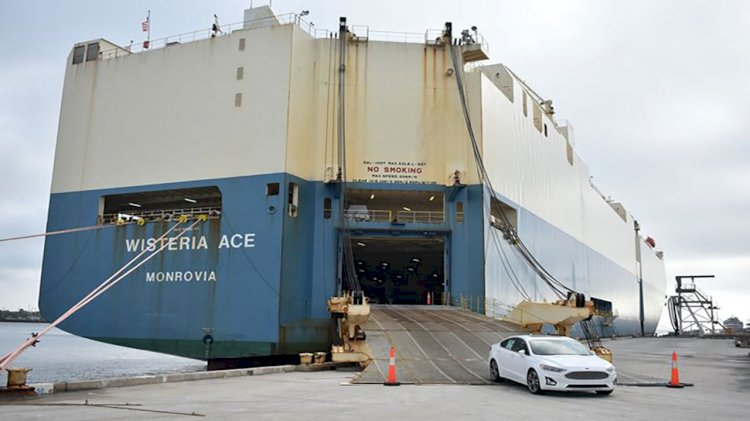 Canaveral Port Authority launches RO/RO division