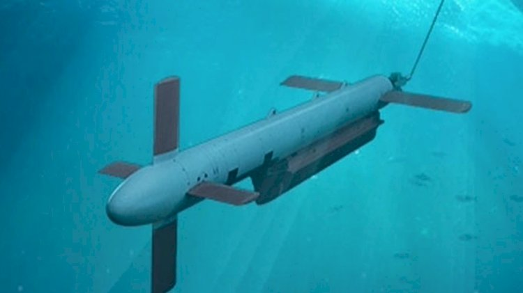VIDEO: Northrop Grumman tests its AQS-24 mine hunting sonar