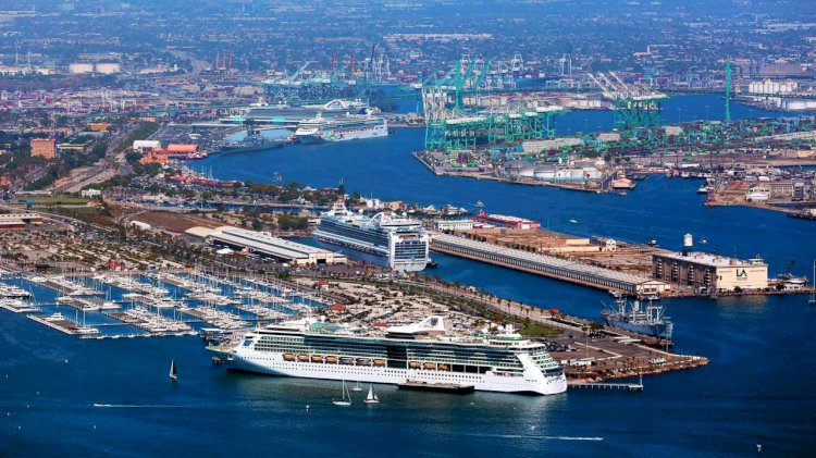 Port of LA and Nagoya Port Authority sigh new cooperative agreement
