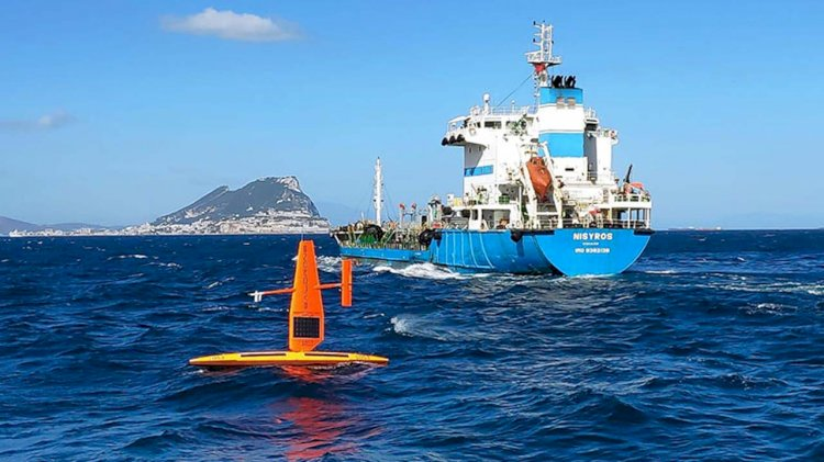 Saildrones complete first unmanned passage of Strait of Gibraltar