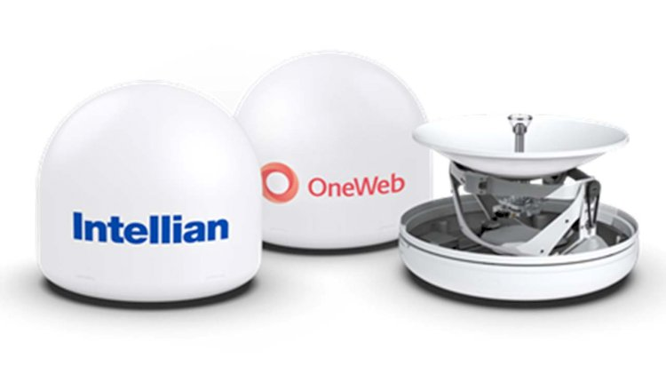 Intellian to build a range of OneWeb User Terminals